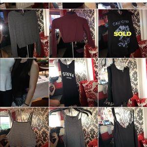 555b7ef3ac6 Tops   Shirts Pants Shorts Shoes On My Depop For Cheap   Poshmark